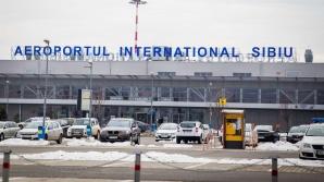 Incident aviatic la Sibiu. O cursă aeriană s-a întors de urgenţă pe aeroport