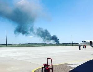 Tragedie aviatică! Un avion militar s-a prăbuşit. Autorităţile, în stare de alertă!