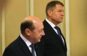 Băsescu, de partea lui Iohannis în disputa cu CCR: 3 scenarii pentru preşedinte