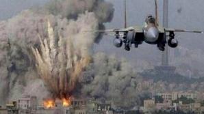 Avioane militare israeliene au bombardat poziţii Hamas din Fâşia Gaza
