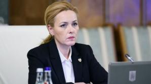 Plângere penală pe numele ministrului de Interne, Carmen Dan
