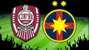 CFR Cluj sau FCSB?
