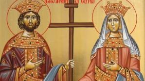 Sfinții Împărați Constantin şi Elena. Tradiţii. Superstiţii. Ce NU este bine să faci în această zi