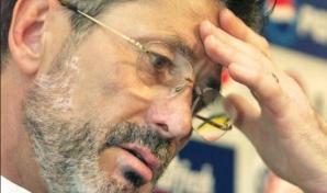 Cornel Dinu, internat de urgenţă la Floreasca