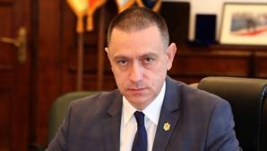 """Ministrul Apărării Naţionale, Mihai Fifor: """"Sunt convins că psihologii Armatei îşi fac datoria"""""""