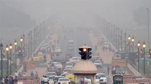 Furtună de nisip în India