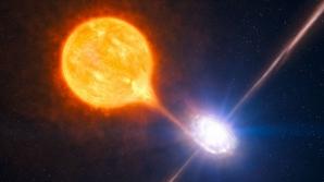 Soarele ar putea fi... devorat?! Gaură neagră gigant, descoperită în Univers