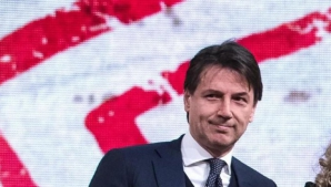Preşedintele Italiei i-a acordat mandatul de premier lui Giuseppe Conte