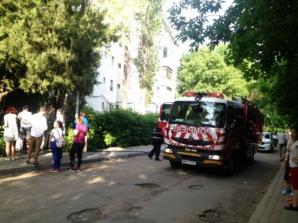 Membru al trupei Divertis, după incendiul care i-a mistuit ...  |Incendiu Iasi