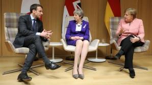 Liderii Germaniei, Franței și Regatului Unit, declarație comună despre acordul nuclear cu Iranul