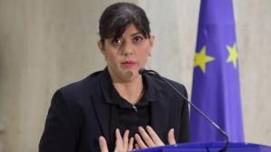 Laura Codruţa Kovesi va fi audiată, miercuri, de secţia de procurori a CSM