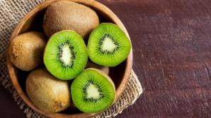 5 motive să mănânci kiwi. Este mai eficient decât multe medicamente