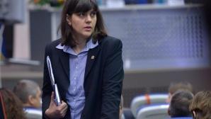 Procurorul-şef DNA, Laura Codruţa Kovesi, va susţine miercuri un discurs la ONU