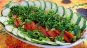 Fructe şi legume. Cum să le incluzi în meniul tău cât mai des