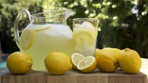 Dieta cu limonadă. Curăţă instant organismul de impurităţi