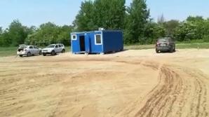 Au fost demarate lucrările pentru construcţia gazoductului BRUA pe teritoriul României