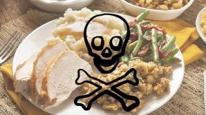 Lista alimentelor care te pot ucide. Scoate-le acum din dietă!