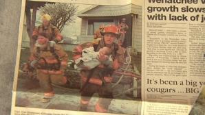 Acest pompier a scos din flăcări un bebeluş. După 17 ani, lucrurile au luat o turnură neaşteptată