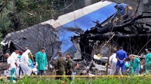 Avion prăbușit în Cuba