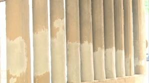 S-a găsit soluția consolidării pentru Podul Constanța: Pilonii au fost tencuiţi de mântuială