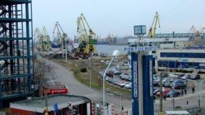 Accident în portul Constanţa - o macara s-a rupt, trei victime