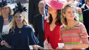 Fostele iubite ale lui Harry au apărut la nunta regală!