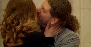 Remus Cernea si iubita sa