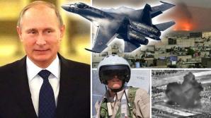 Rusia a obținut ce și-a dorit în Siria