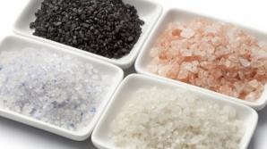 Care este cel mai sănătos tip de sare