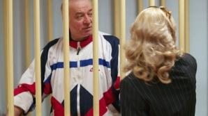 Serghei Skripal a fost externat din spital