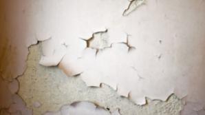 Panică într-un liceu din Alba, după ce tavanul sălii de sport s-a prăbuşit
