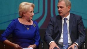 ZIUA EUROPEI la Cotroceni: Dragnea şi Dăncilă, faţă în faţă cu Iohannis