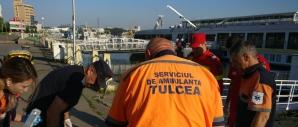 Tragedie la Tulcea! Un bărbat s-a înecat în Dunăre