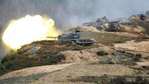Un război SUA-Rusia ar putea izbucni la Marea Baltică