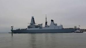 Nave militare NATO de reacţie rapidă, în Marea Neagră / Foto: ziare.com