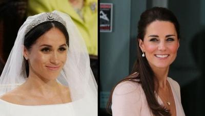 Casa Regală. Adevărata relaţie dintre Kate Middleton şi Meghan Markle. Incredibil!