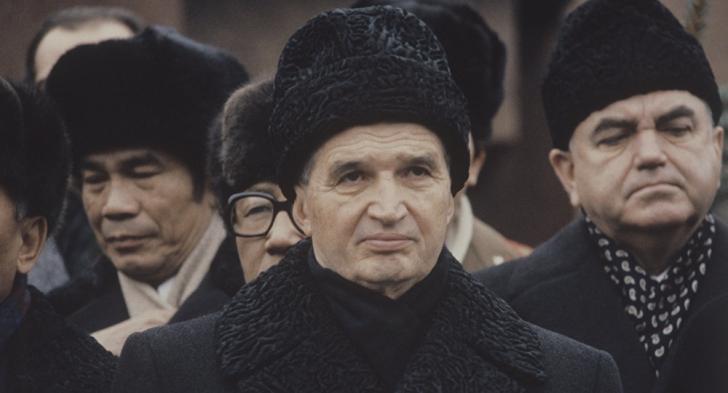 Iată mașina pe care a condus-o Nicolae Ceaușescu acum jumătate de veac