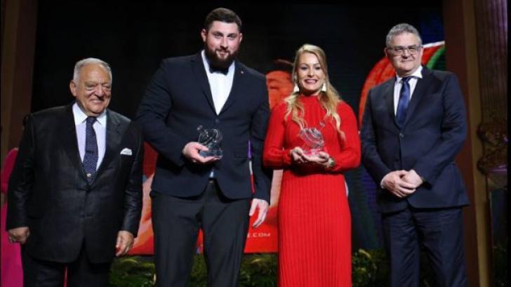 Federația Internațională de Haltere l-a premiat pe Lasha Talakhadze la Tbilisi