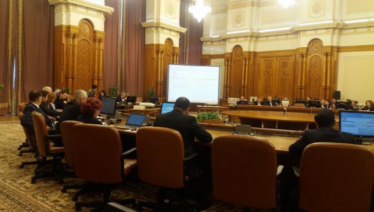 Codurile Penale, din nou în Comisia Iordache