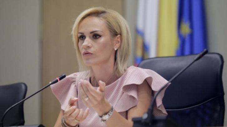 """Gafă! Firea s-a prezentat drept """"primarul general al României"""", în faţa unor oficiali europeni"""