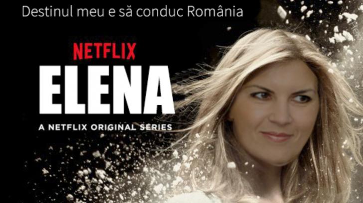 Poziţia Netflix legată de un posibil serial despre viaţa Elenei Udrea