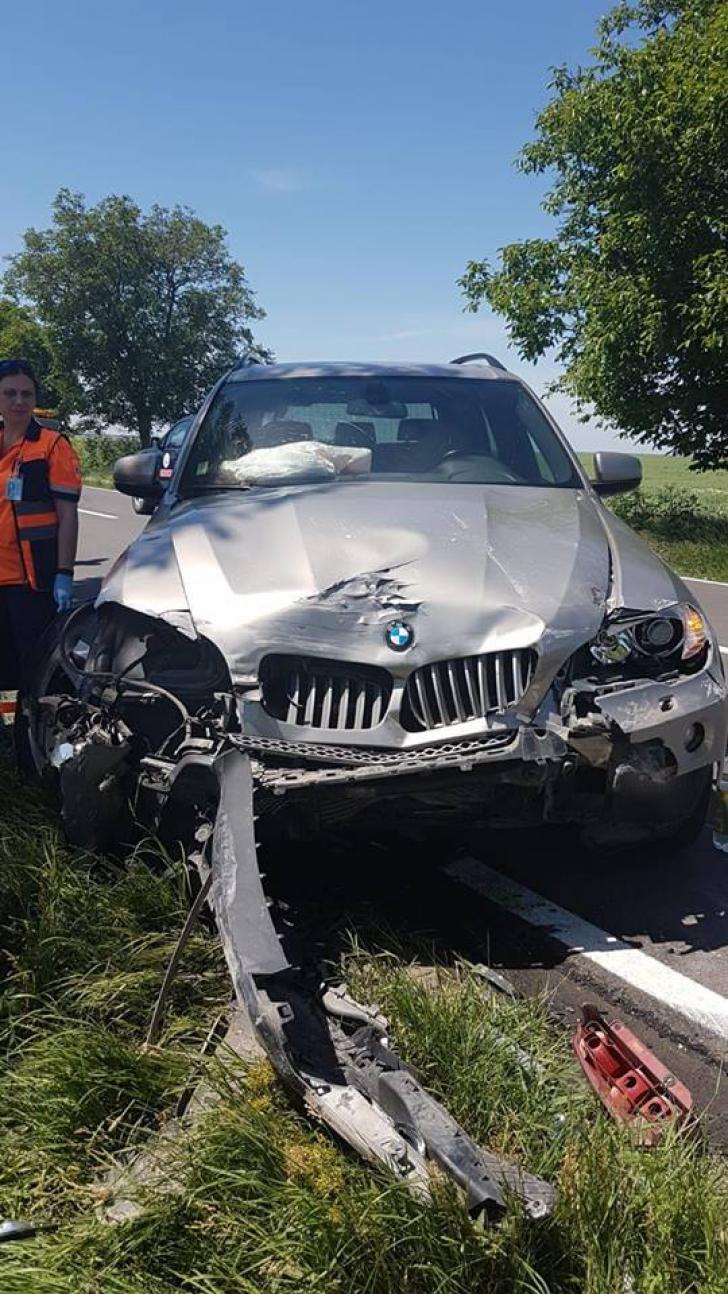 Accident îngrozitor în județul Constanța. Cine sunt victimele