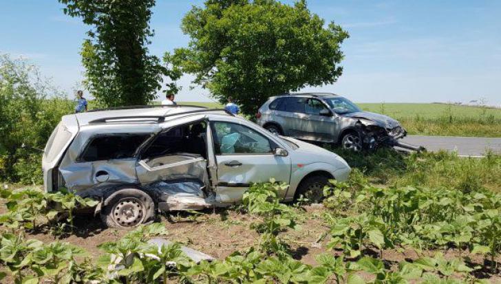 Accident mortal în Constanța. Explozia unui pneu a avut efecte devastatoare!
