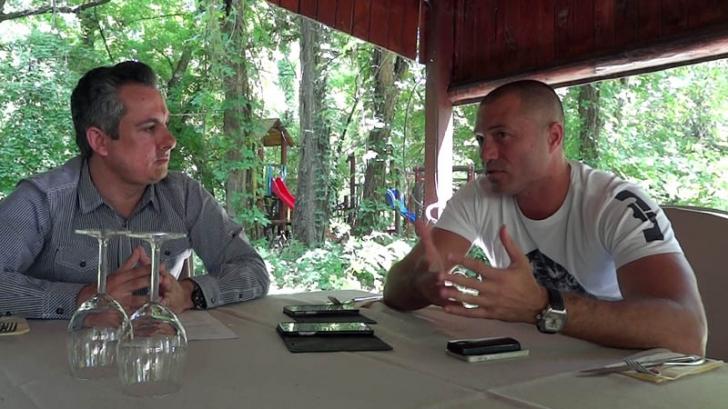 Adrian Ilie, interviu - eveniment pentru realitatea.net