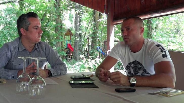 Adrian Ilie, in dialog cu jurnalistul Cristian Otopeanu. Interviu - eveniment pentru realitatea.net