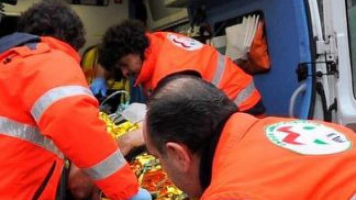 Accident cu 4 victime, în Italia. Vinovatul, un român băut la volan!