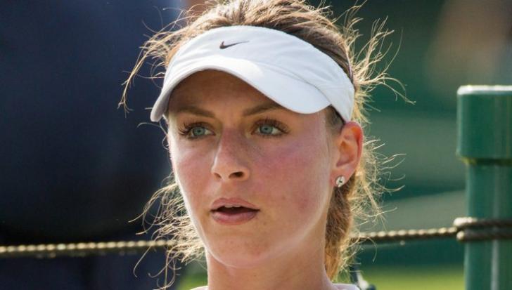 Ana Bogdan la Roland Garros. Evoluţie entuziasmantă a revelaţiei WTA. Următoarea adversară e ŞOC