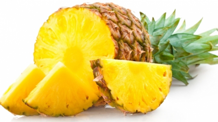 Cum să mănânci un ananas întreg - ce să faci ca să nu te deranjeze aciditatea lui