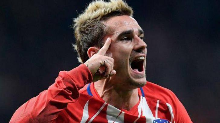 Olympique Marseille - Atletico Madrid 0-3. Spaniolii au cucerit trofeul Europa League