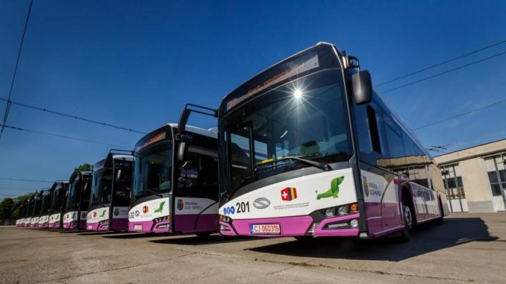 Cum arată PRIMELE autobuze electrice din România. În ce oraş circulă